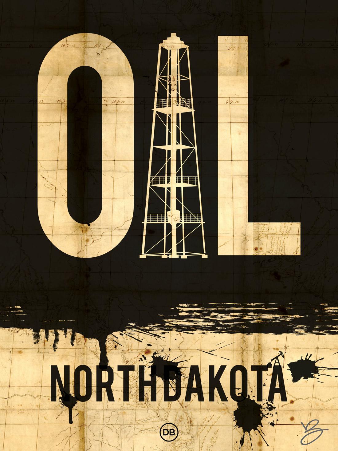 David Bernie OIL North Dakota Indian Country 52 Week 44