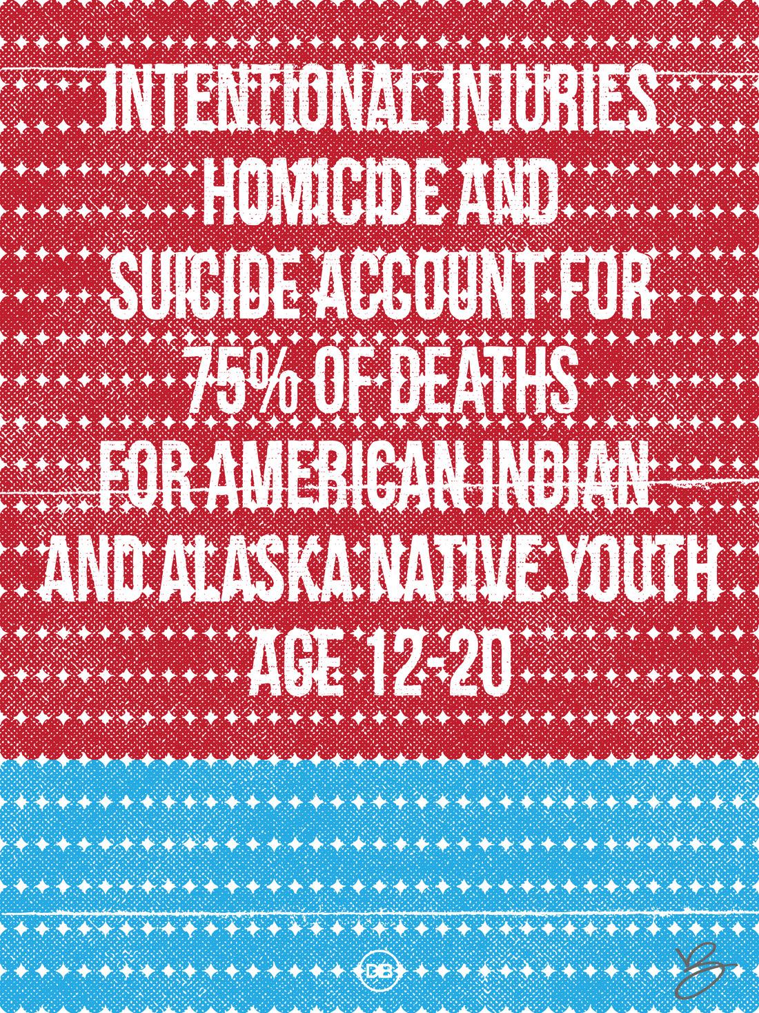 David Bernie Native American Teen Suicide Indian Country 52 Week 10