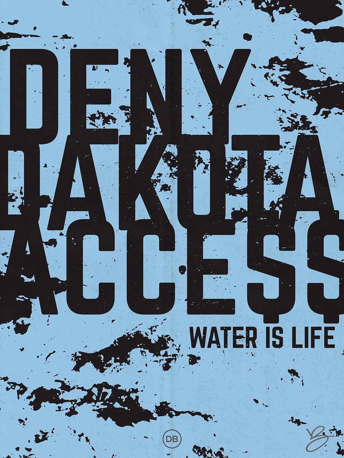 David Bernie Deny Dakota Access Indian Country 52 Week 34