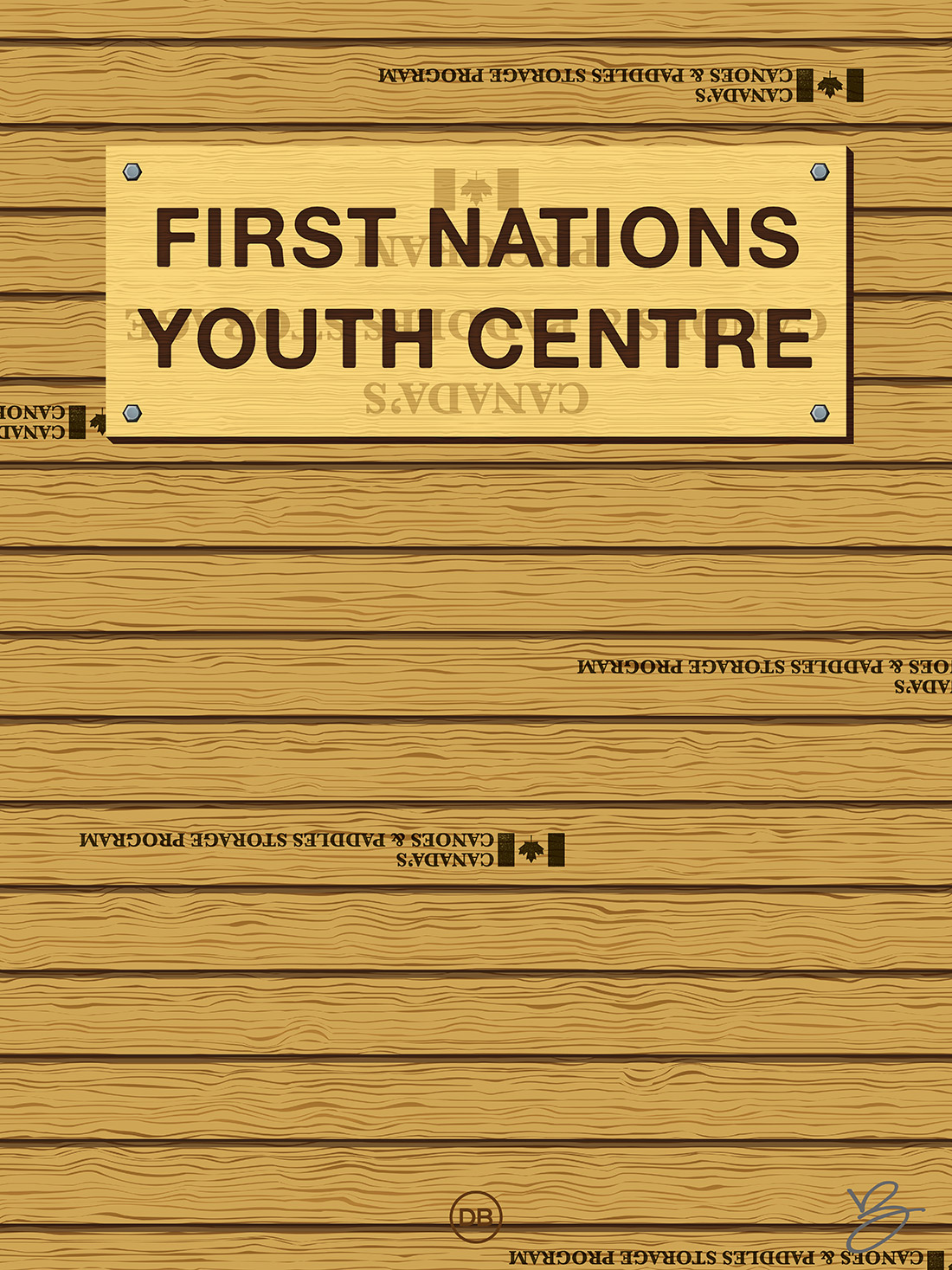 David Bernie Canoe Sheds for First Nations Youth Centres Indian Country 52 4