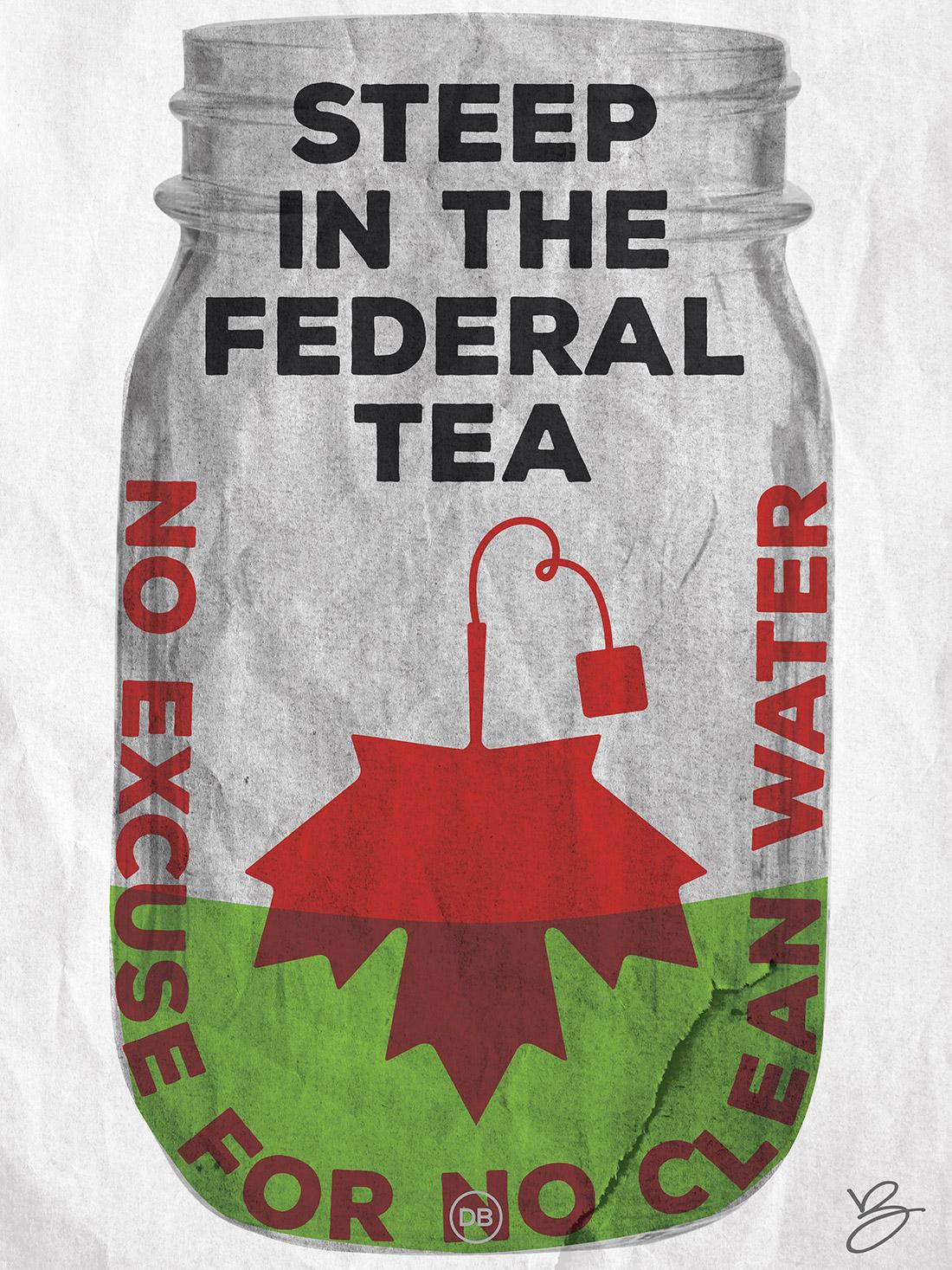 David Bernie Federal Tea Indian Country 52 9