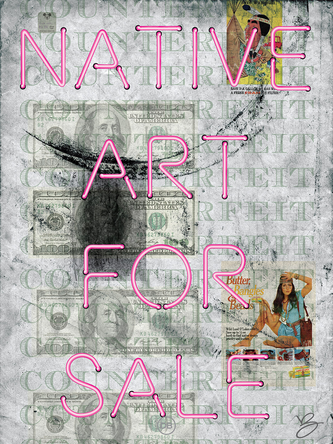 David Bernie Indian Country 52 28 Counterfeit Native American Art