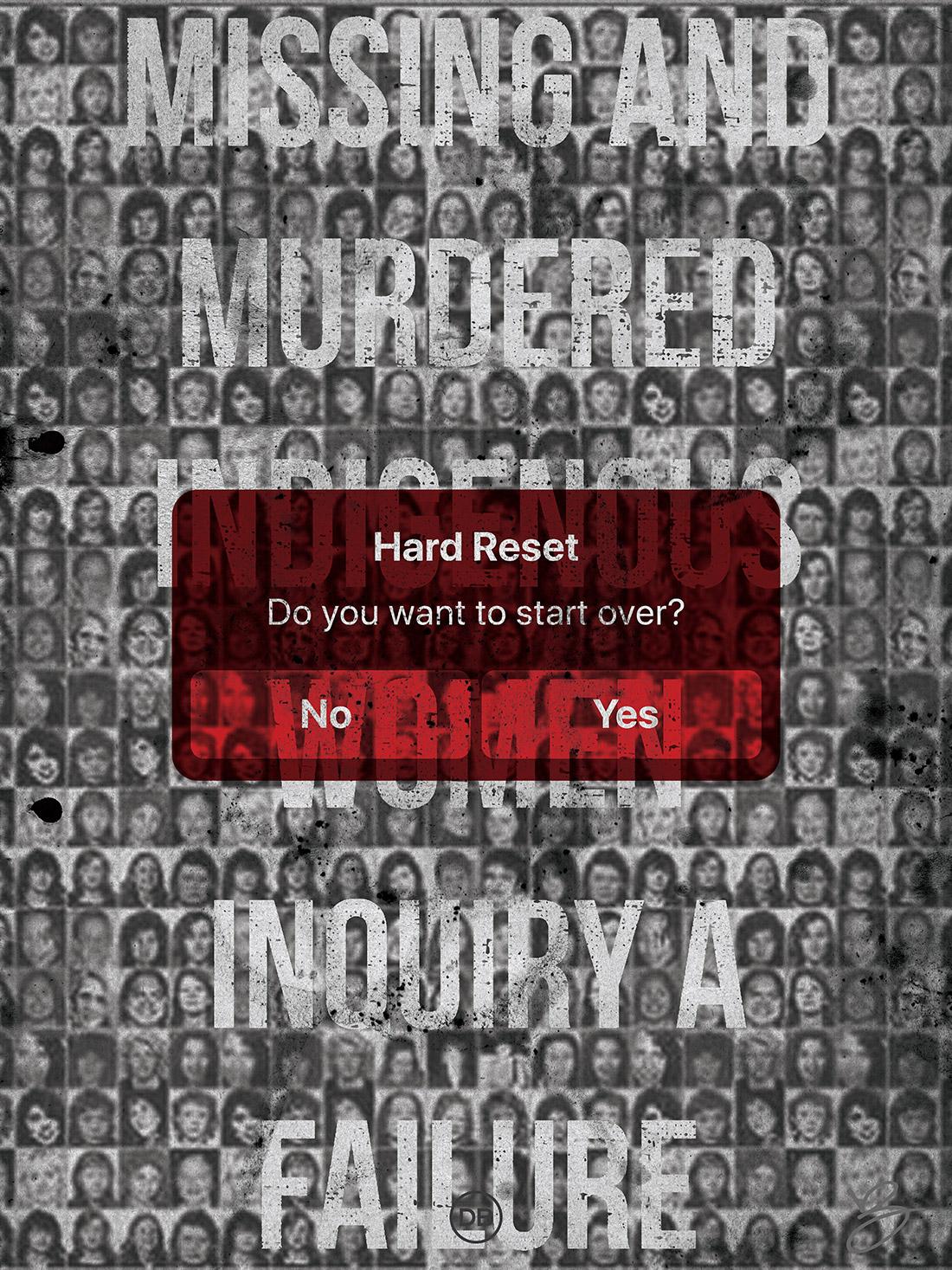 David Bernie Indian Country 52 29 Hard Reset MMIW Inquiry