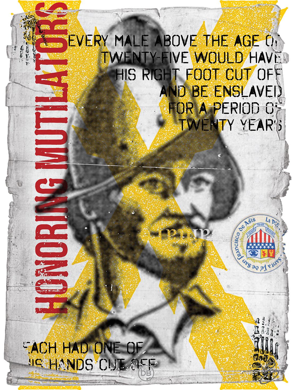 David Bernie Indian Country 52 36 Honoring Mutilators
